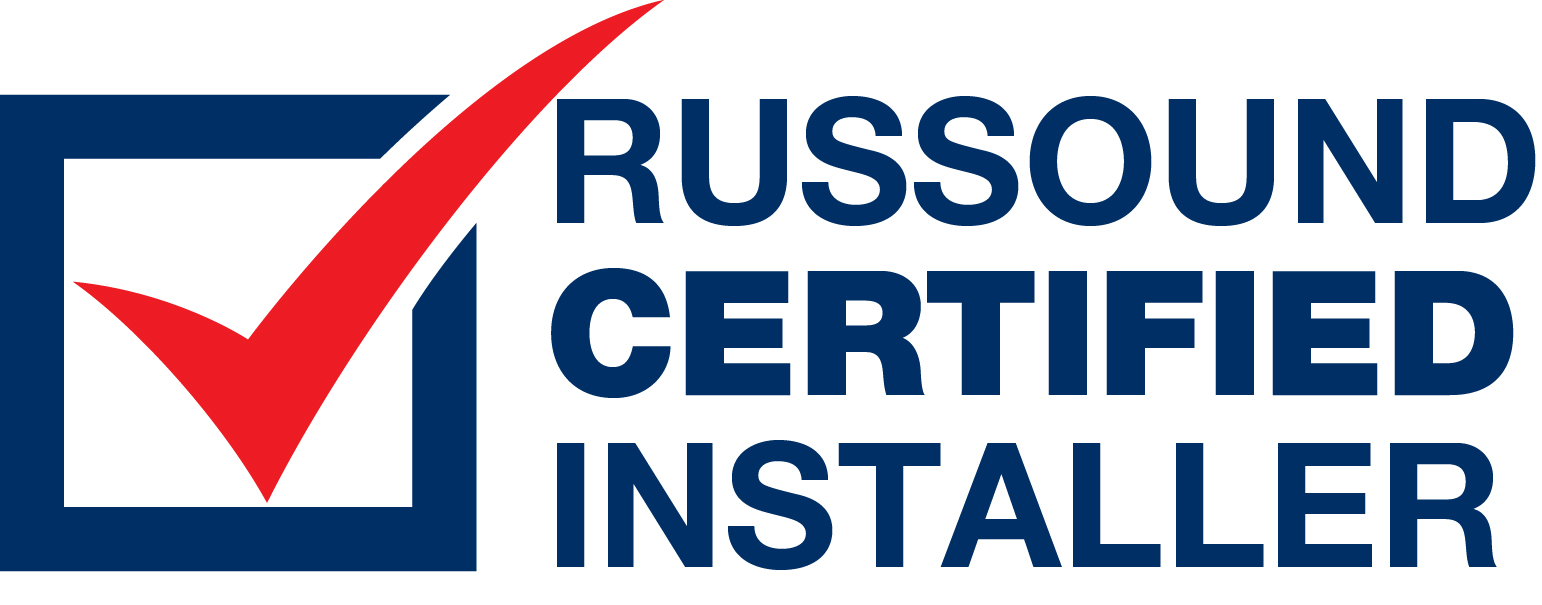 Russound Certified Installer logo